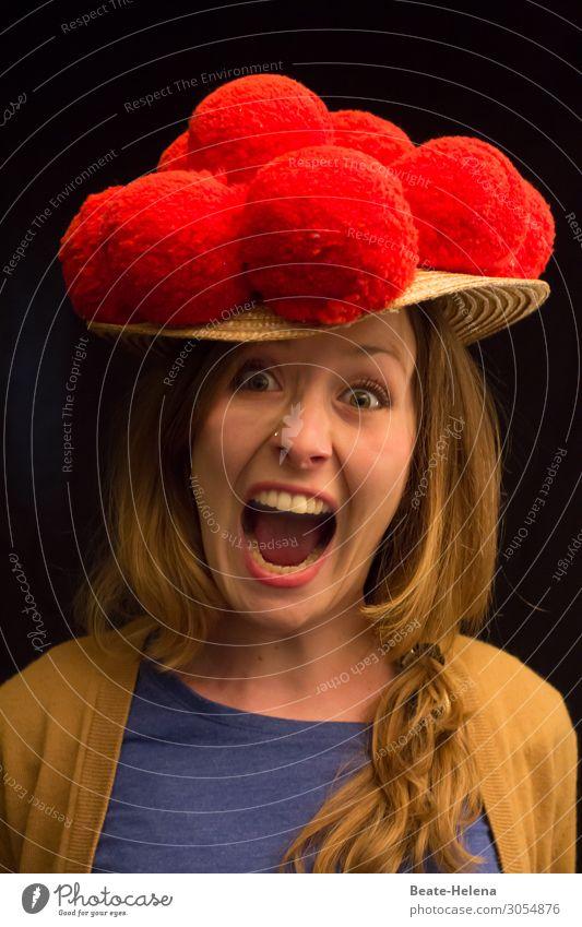 Schwarzwald-Marketing Lifestyle kaufen Stil Leben Ferien & Urlaub & Reisen Junge Frau Jugendliche Theaterschauspiel Werbebranche Bekleidung Accessoire Hut blond