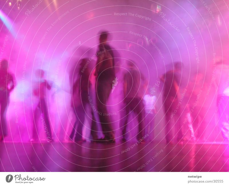 Dancefloor 1 Party Musik Menschengruppe Tanzen Club Veranstaltung Tanzfläche