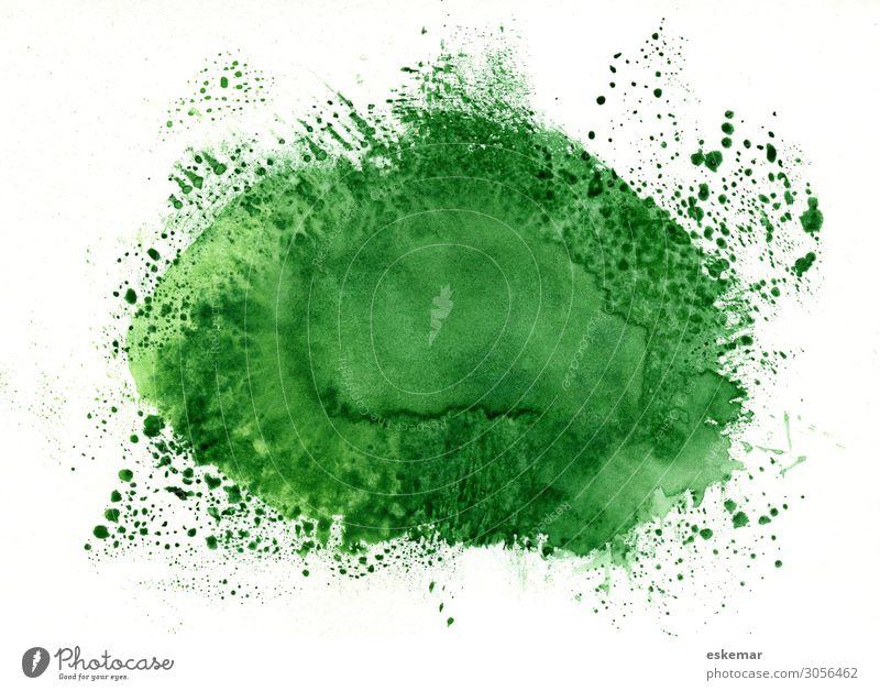 Aquarell Kunst Kunstwerk Gemälde gemalt abstrakt Hintergrundbild abstrakter Hintergrund Wasserfarbe Grafik u. Illustration Farbe Farbfleck Spritzer Farbpritzer