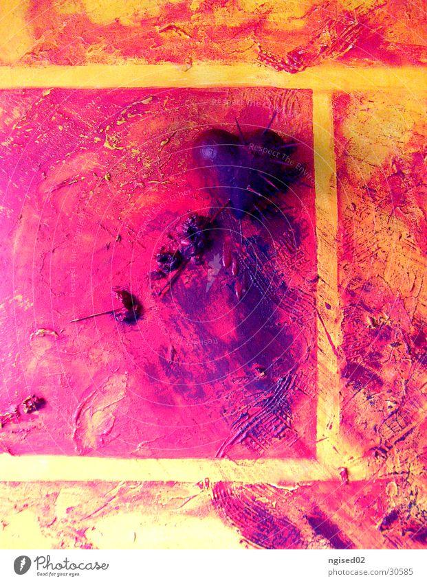 Herzschmerz Kunst Hoffnung Trauer Liebeskummer gemalt Dinge Schmerz Stachel Bild