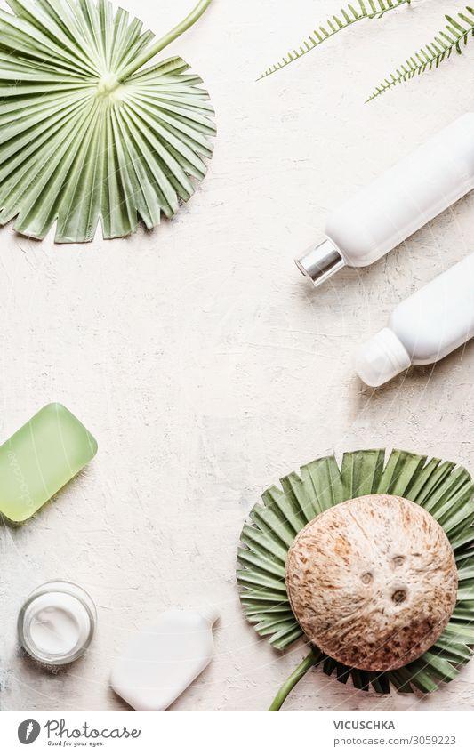 Kokosnuss vegan Kosmetik Produkte Lifestyle Design schön Körperpflege Haare & Frisuren Gesicht Creme Gesundheit Behandlung Alternativmedizin Wellness Spa Natur