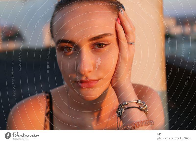 Siehst du mich? Lifestyle Stil schön Haare & Frisuren Haut Gesicht Kosmetik Schminke Wellness Leben harmonisch Wohlgefühl Zufriedenheit Sinnesorgane Erholung