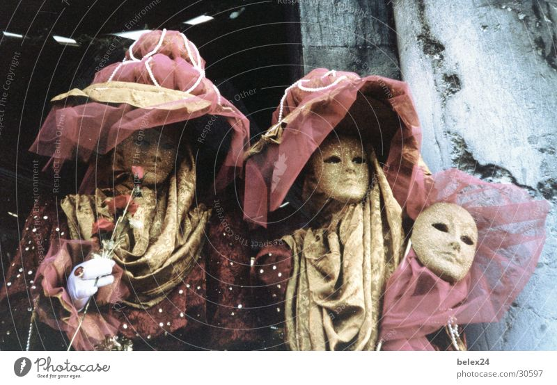 Masken Freizeit & Hobby Maske Karneval verstecken Venedig Italien