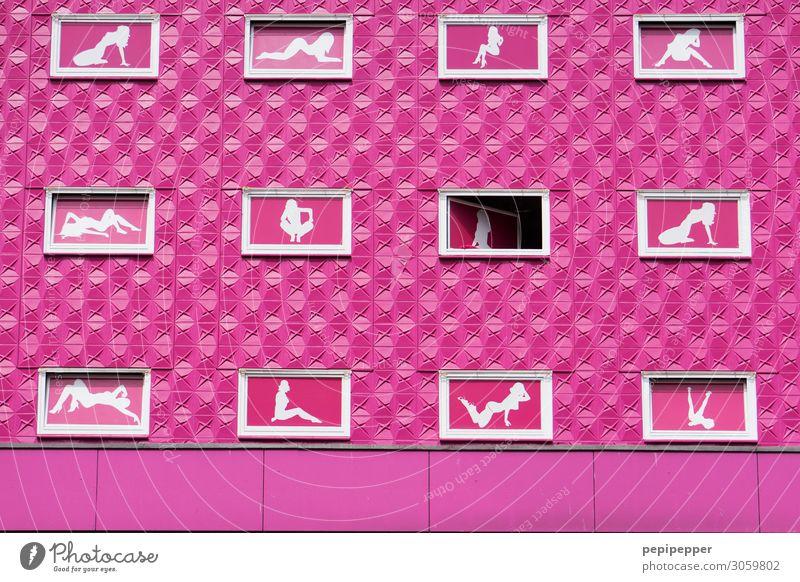 Reeperbahn Tourismus Häusliches Leben Wohnung Haus Nachtleben Arbeit & Erwerbstätigkeit Beruf Arbeitsplatz Dienstleistungsgewerbe Mensch feminin Hamburg kiez
