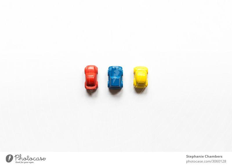 blau rot gelb PKW KFZ Farbstift