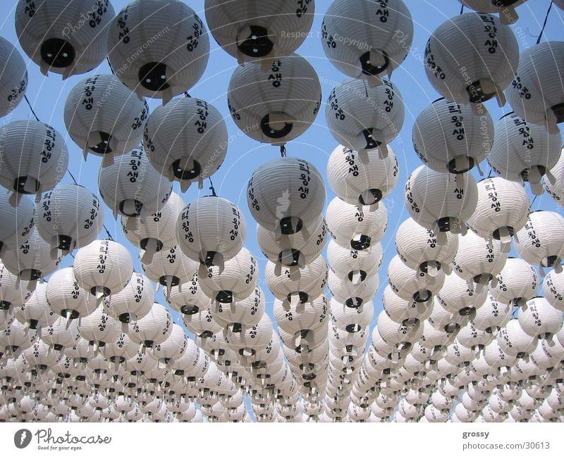 baloons Korea Freizeit & Hobby Luftballon Himmel Schatten Seoul