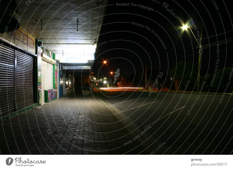 suburbian nights pt.1 Ladengeschäft historisch Sydney