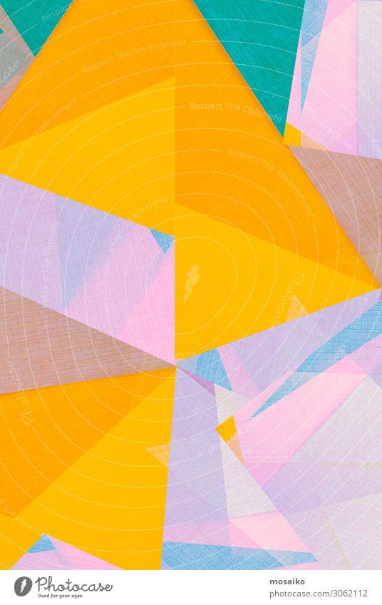 Papierdesign - strukturierter Hintergrund Kunst Kunstwerk Fröhlichkeit Lebensfreude ästhetisch Zufriedenheit Idee Inspiration Kreativität Kultur Leidenschaft
