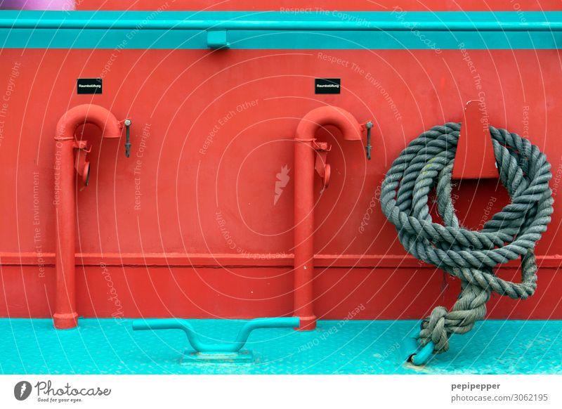 Schiffstau Ferien & Urlaub & Reisen Arbeit & Erwerbstätigkeit Schifffahrt Binnenschifffahrt Kreuzfahrt Passagierschiff Fähre Seil Stahl Schriftzeichen Ornament