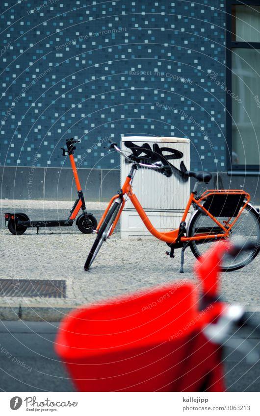 stolperfallen blau Stadt orange Verkehr Fahrradfahren Fitness Bürgersteig Hauptstadt Stadtzentrum Barriere Sport-Training chaotisch Verkehrswege Mobilität