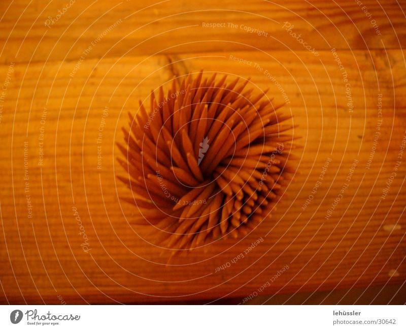 holz auf holz Holz Tisch Küche Spitze Zahnstocher
