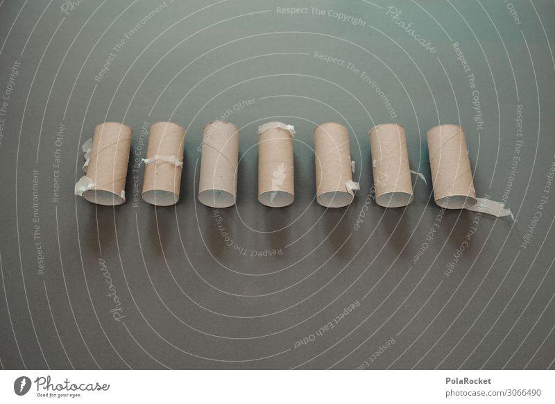 #A# Corona-Parade Kunst Kunstwerk ästhetisch Toilette Toilettenpapier Klopapierhalter Klopapierhut Durchfall Stress Verdauungsystem Recycling shit Kot