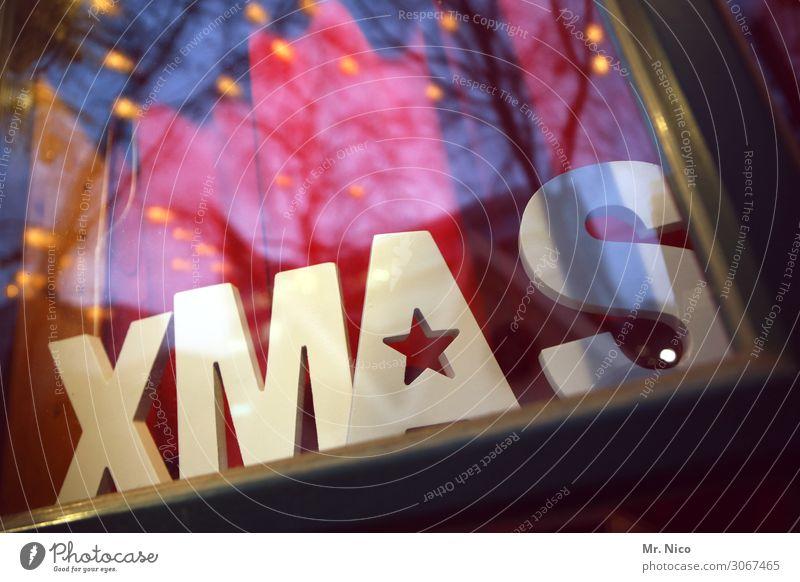 Last Christmas Weihnachten & Advent Winter Feste & Feiern Stimmung Design Schriftzeichen Romantik Buchstaben Vorfreude Fensterscheibe gemütlich