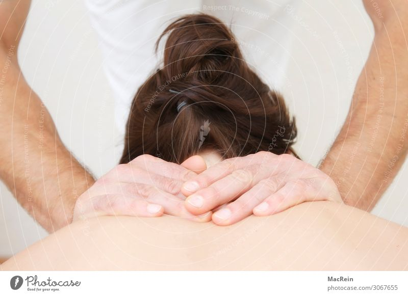 Akupressur Gesundheit Gesundheitswesen Behandlung Alternativmedizin Krankheit Wellness harmonisch Wohlgefühl Erholung ruhig Meditation Massage Mensch Frau