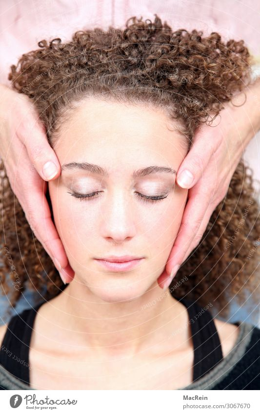Reiki Haut Gesicht Gesundheit Gesundheitswesen Behandlung Alternativmedizin Wellness Leben harmonisch Wohlgefühl Zufriedenheit Sinnesorgane Erholung ruhig
