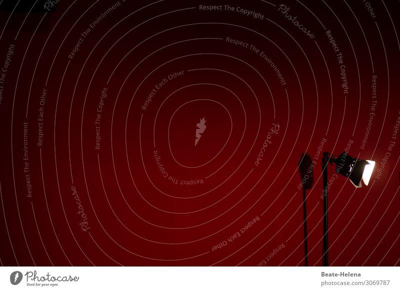 Bühne frei! 3/3 Nachtleben Entertainment Veranstaltung Gebäude Kulturzentrum Bühnenbeleuchtung Scheinwerfer Vorhang beobachten Denken Erholung Feste & Feiern