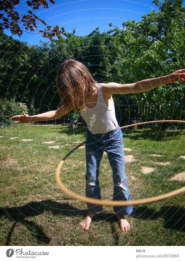 Hulla Hopp Hopp Leben harmonisch Sinnesorgane Erholung ruhig Freizeit & Hobby Spielen Ferien & Urlaub & Reisen Sommer Sport Fitness Sport-Training