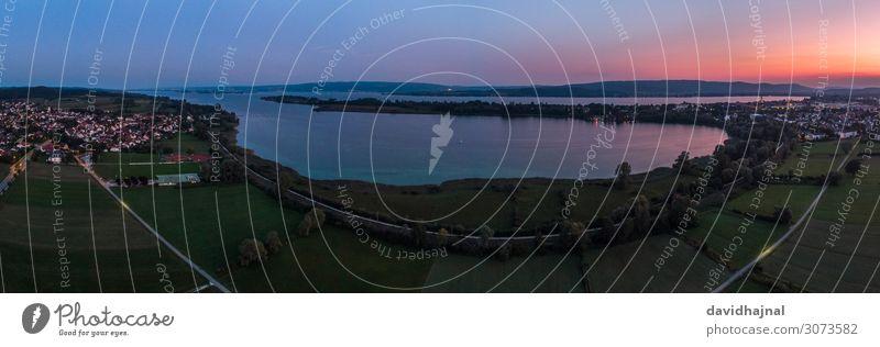 Bodensee Ferien & Urlaub & Reisen Tourismus Ausflug Sommer Sommerurlaub Technik & Technologie High-Tech Luftverkehr Drohne Kunst Umwelt Natur Landschaft Wasser