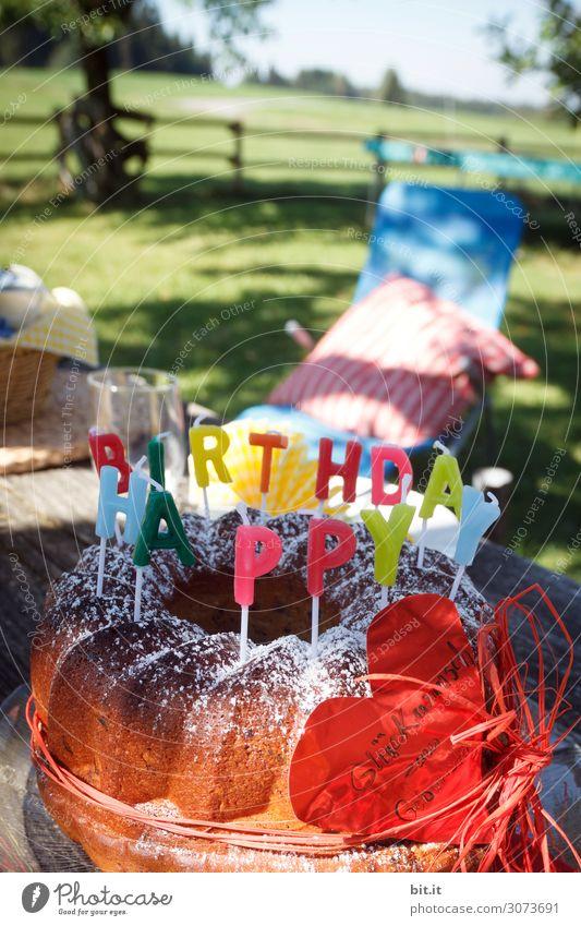 wertvoll l geburtstag Freude Glück Feste & Feiern Zufriedenheit Geburtstag Fröhlichkeit Lebensfreude Kerze