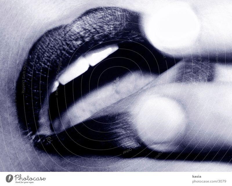 lippen_01 Mensch Lippen heiß Begierde
