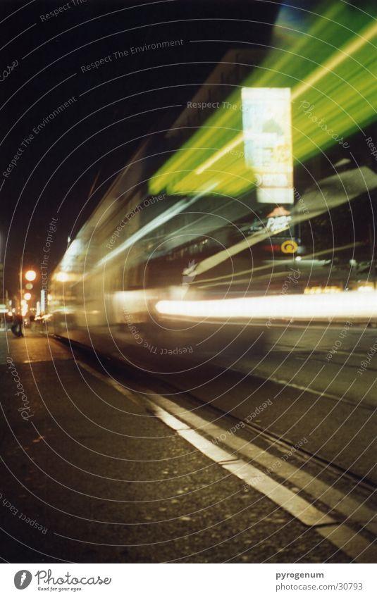 Trainspotting Verkehr Eisenbahn Geschwindigkeit Straßenbahn