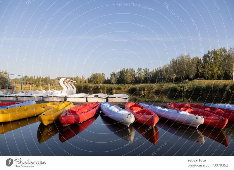 Steg im Teich Erholung Ferien & Urlaub & Reisen Tourismus Sommer Schnee Berge u. Gebirge Natur Landschaft Wald See türkis Anlegestelle Wasser Alberta Gipfel