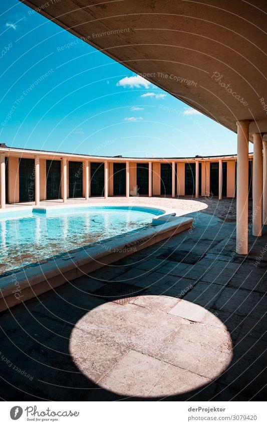 Umkleidekabinen in Deauville in der Normandie Joerg Farys derProjektor dieProjektoren reiselust reisfotografie Ausflug Tourismus Architektur Wahrzeichen