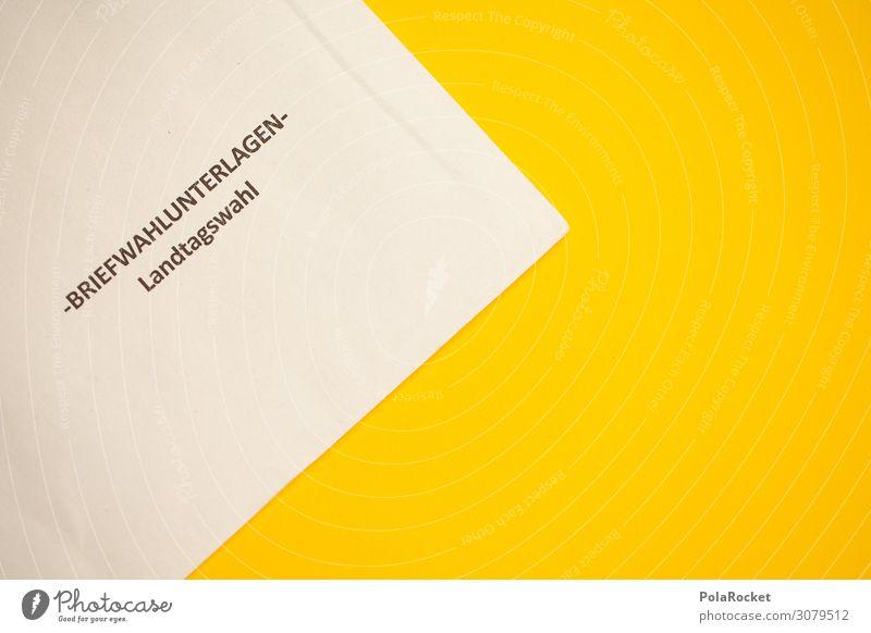 #A# It's all about Timing I Kunst ästhetisch Wahlen wählen Wahlkampf Briefwahl Sachsen Landtag Landtagswahl Farbfoto mehrfarbig Innenaufnahme Nahaufnahme