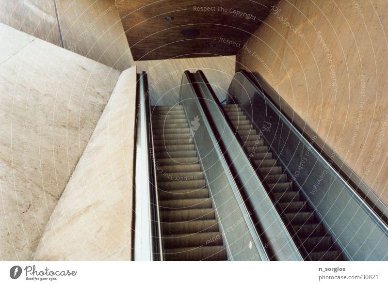 Rolltreppe Beton Haus Toledo Architektur Treppe