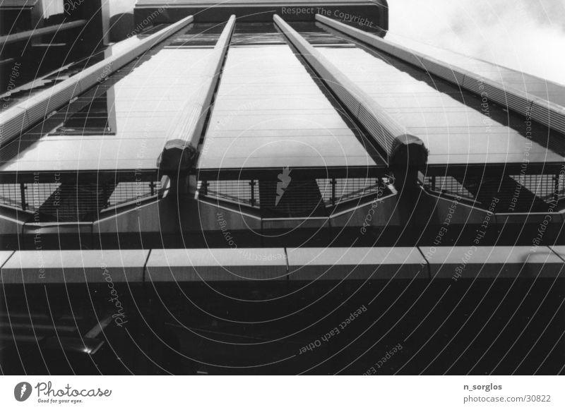 Hochhaus Haus Ferne Architektur Spanien Fluchtpunkt
