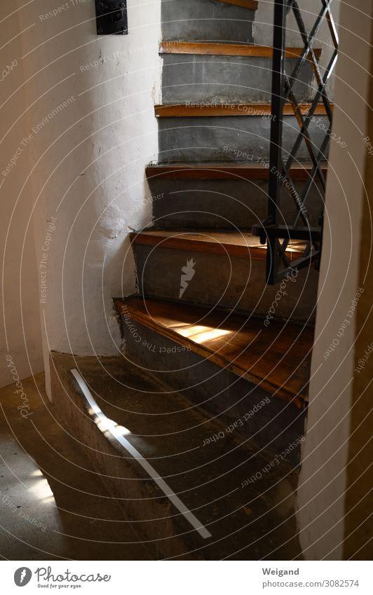 Treppe Kirche Dom Burg oder Schloss Stein Holz Vertrauen Verschwiegenheit Warmherzigkeit Schüchternheit Respekt ruhig Karriere Treppenhaus Wendeltreppe