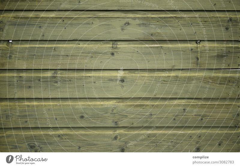 Holz Bretterwand grün oliv Vintage Bildhintergrund alt Weihnachten & Advent Haus Hintergrundbild Wand Feste & Feiern Mauer grau Arbeit & Erwerbstätigkeit