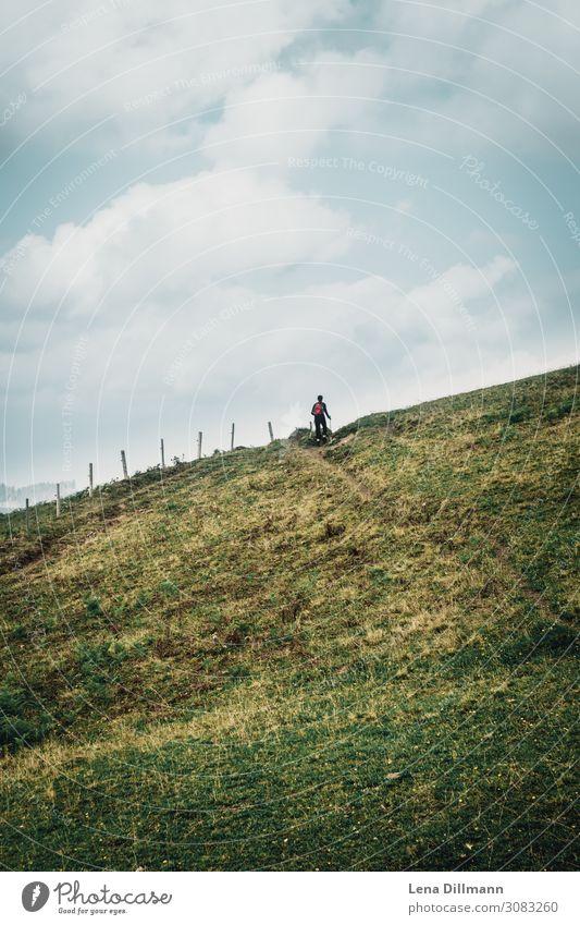 201809 Berge #04 Leben Ausflug Berge u. Gebirge wandern Mensch feminin androgyn Frau Erwachsene Körper 30-45 Jahre 45-60 Jahre 60 und älter Senior Natur