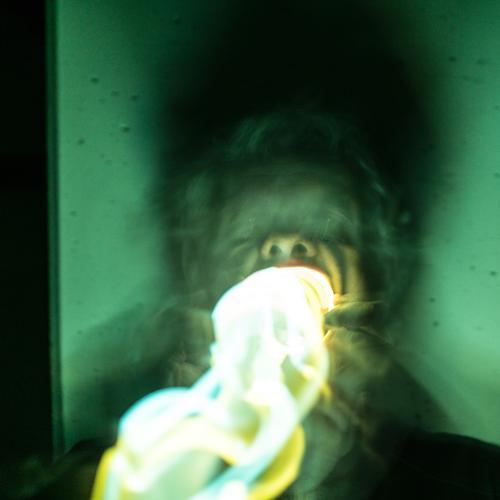 geheimnisvolle Vorzeichen lll Mensch dunkel Kopf maskulin Beginn fantastisch einzigartig Wandel & Veränderung Neugier Leidenschaft Stress brennen Erwartung