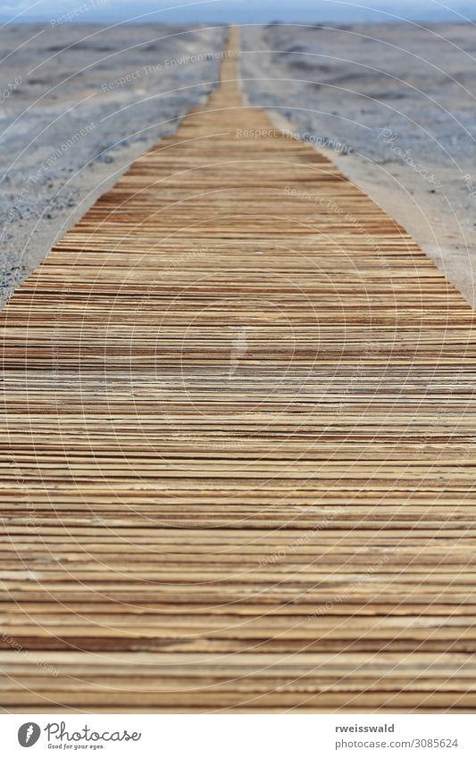 Ferien & Urlaub & Reisen Natur blau Landschaft Sonne Erholung Einsamkeit ruhig Ferne Architektur Holz Herbst gelb Umwelt natürlich Wege & Pfade