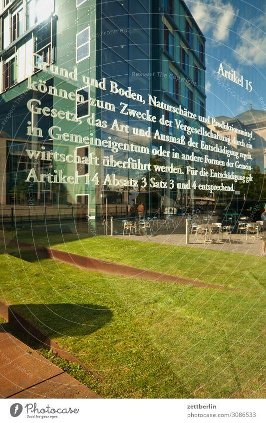 Enteignung Architektur Berlin Deutscher Bundestag Deutschland Hauptstadt Parlament Regierung Regierungssitz Regierungspalast Sommer Spreebogen Stadt verfassung