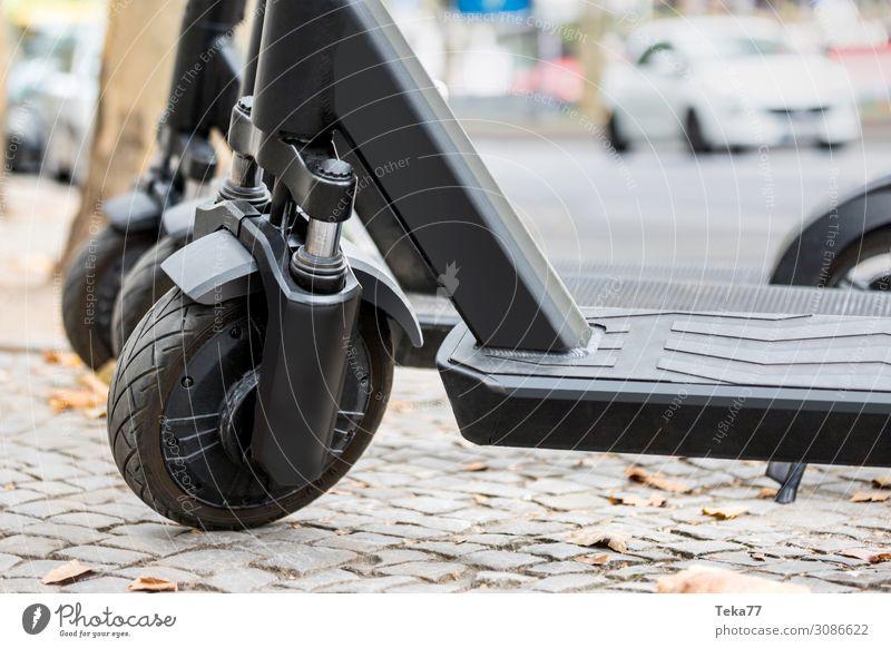 E-Roller Energiewirtschaft Technik & Technologie ästhetisch Zukunft Maschine Kleinmotorrad Fortschritt High-Tech Unterhaltungselektronik