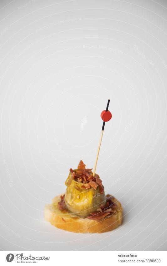 Spanisch Tapa, Fleisch Käse Brot Abendessen Büffet Brunch Teller Tisch Küche Restaurant lecker reich schwarz weiß Tradition kalt Party Hintergrund Wein