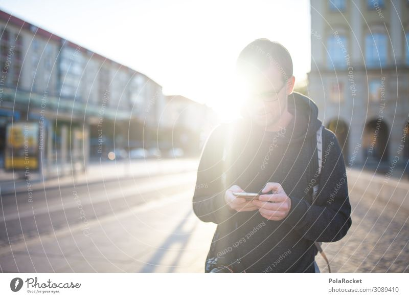 #AS# JUST CHATTING Kunst ästhetisch Jugendkultur Jugendliche Junge Frau Junger Mann Jugendstil Jugendbewegung clever PDA Handy Handy-Kamera Anzeige Bildschirm