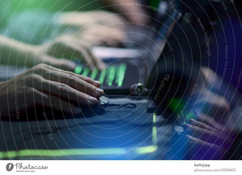darknet Mensch Hand Technik & Technologie Telekommunikation Computer Zukunft Finger Internet Informationstechnologie Wissenschaften Tastatur Notebook Neonlicht