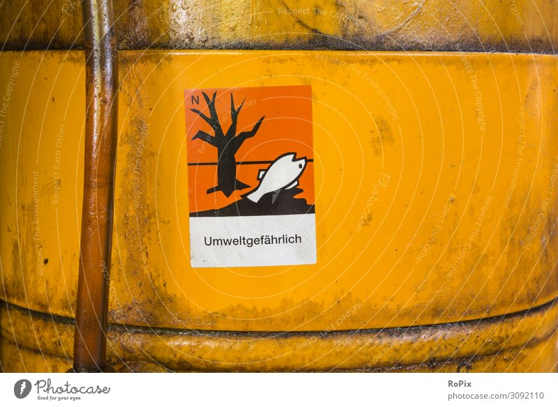 Umweltgefährlich Natur Pflanze Baum Gesundheit Lifestyle Business orange Arbeit & Erwerbstätigkeit Design Metall Energiewirtschaft Technik & Technologie Fisch