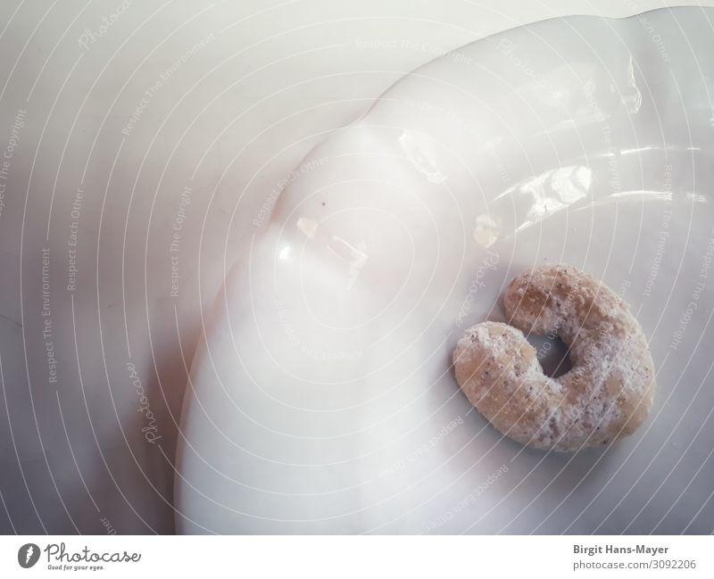 Vanillekipferl Lebensmittel Süßwaren Weihnachtsgebäck Teller Häusliches Leben Weihnachten & Advent backen Dekoration & Verzierung Duft Essen einfach lecker