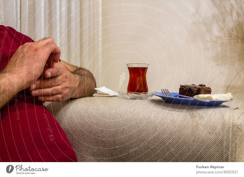 Mensch Mann Hand Gesundheit Erwachsene Arme Finger Bauch 30-45 Jahre
