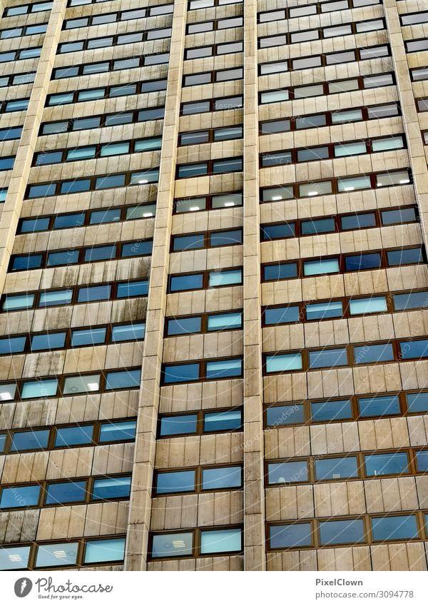 Schlimmer wohnen Lifestyle Ferien & Urlaub & Reisen Städtereise Häusliches Leben Wohnung Architektur Stadt Stadtzentrum Hochsitz Bauwerk Gebäude Mauer Wand