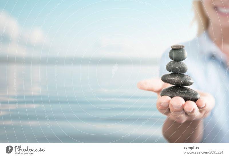 Balance Gesundheit Alternativmedizin Fitness Wellness Leben harmonisch Wohlgefühl Erholung Meditation Spa Sauna Sommer Sonne Strand Arbeit & Erwerbstätigkeit