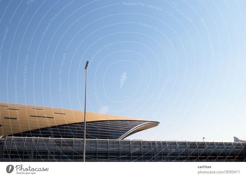 Metro-Station Dubai Vereinigte Arabische Emirate VAR Weltausstellung 2022 U-Bahn Paris Métro Hochbahn Tourismus Personenverkehr Öffentlicher Personennahverkehr