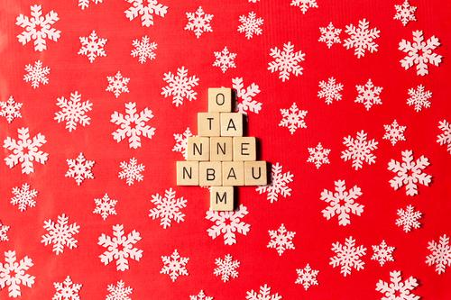 O Tannenbaum Freizeit & Hobby Spielen Weihnachten & Advent Dekoration & Verzierung Kitsch Krimskrams Geschenk Geschenkpapier Zeichen Schriftzeichen ästhetisch
