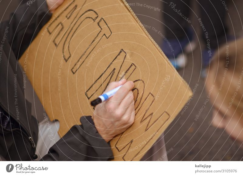 how dare you? Umwelt Natur Klima Klimawandel Bewegung klimapolitik Politik & Staat verkaufen fordern Meinung Meinungsfreiheit Demonstration demonstrant