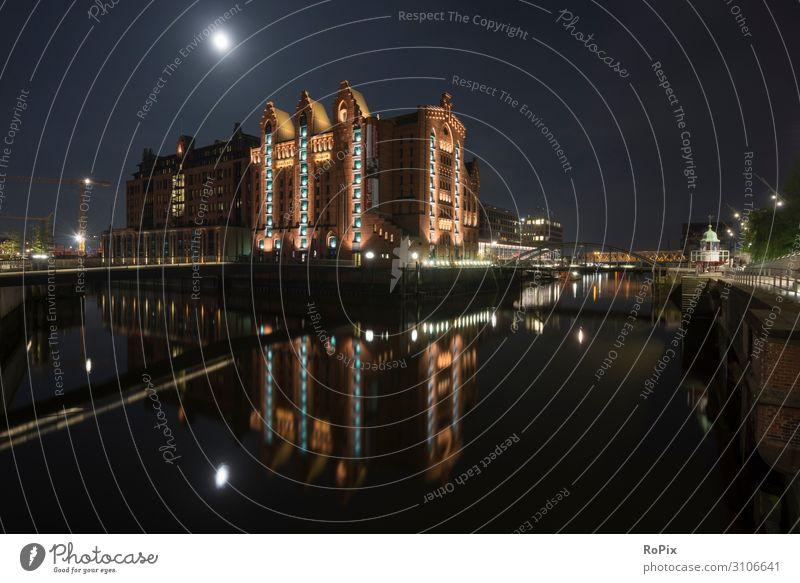 Maritimes Museum Hamburg. Lifestyle Design Ferien & Urlaub & Reisen Tourismus Sightseeing Städtereise Bildung Erwachsenenbildung Arbeitsplatz Büro