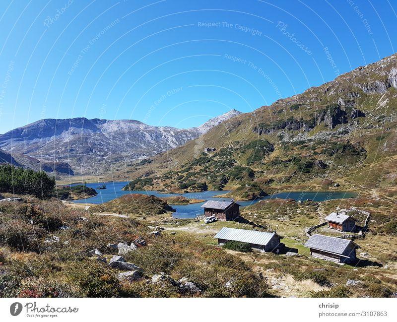 auf der Alm ... Freizeit & Hobby Ferien & Urlaub & Reisen Tourismus Ausflug Abenteuer Ferne Freiheit Sommer Berge u. Gebirge wandern Umwelt Natur Landschaft